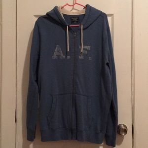 Abercrombie & Fitch Sweaters - Men's A&F Zip Up Hoodie